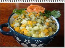 Jarzynka Eli z kalafiora, brokuła i marchewki