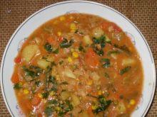 Jarzynowa pomidorówka lub odwrotnie