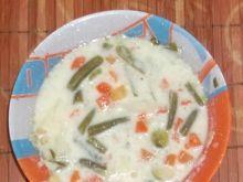 Jarzynowa zupa na obiad