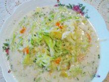 Jarzynowa zupa śmieciowa