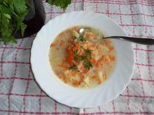 Jarzynowa zupa z ryżem