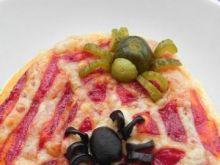 Jaskiniowe pizzerinki- pajęczynki