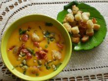 Jesienna złota zupka :