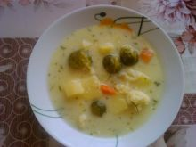 Jesienna zupa jarzynowa