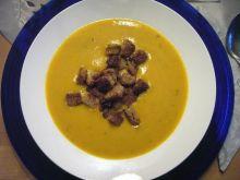 Jesienna zupa z dyni