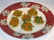 Jesienne kanapeczki  z sardelami