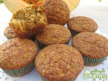 Jesienne muffiny z dynią i amarantusem