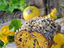 Jesienny, dyniowy keks