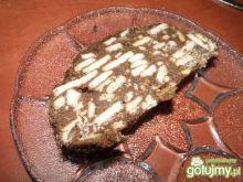 jeż z czekolady