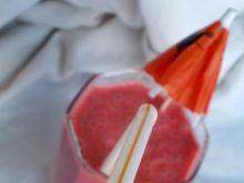 Jogurt truskawkowo-śmietanowy
