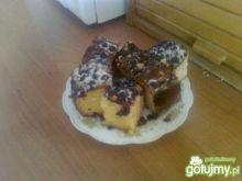 Jogurtowe ciasto pod owoce