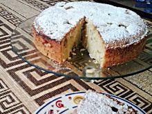Jogurtowe ciasto z agrestem
