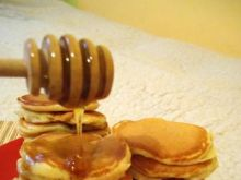 Jogurtowe mini pancakes