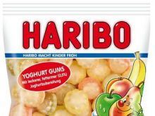 Jogurtowe misie Haribo