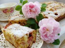 Jogurtowe z truskawkami i kruszonką