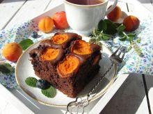 Jogurtowiec kakaowy z morelami