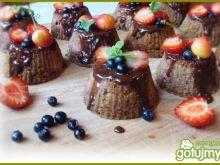 Jogurtowo-owocowe babeczki