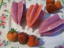 Jogurtowo owocowe lody