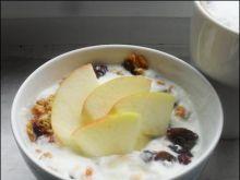 Jogurtowy przysmak śniadaniowy