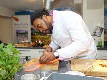 Warsztaty kulinarne z Josephem Seeletso