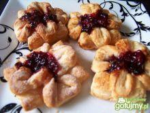 Joulutorttu - fińskie ciasteczka.