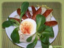 Kabanosik na waflu ryżowym