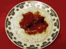Kaczka na czerwono z kuchni chińskiej