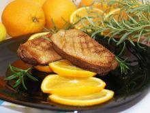 Kaczka pomarańczowo-rozmarynowa