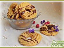 Kajmakowe ciasteczka