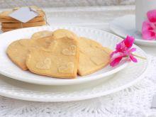 Kajmakowe ciasteczka serduszka