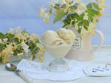 Kajmakowe lody na serku mascarpone