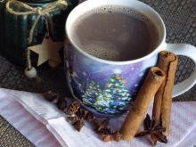 Kakao z cynamonem i ajerkoniakiem