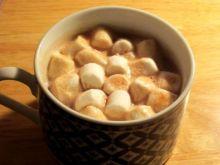 Kakao z piankami marshmallows