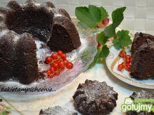 Kakaowa babka z coca colą