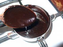Kakaowa polewa na placki