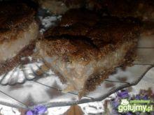 Kakaowa szarlotka wg dayzi