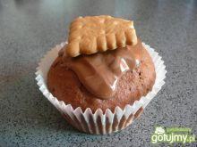 Kakaowe babeczki z herbatnikami