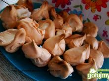 Kakaowe beziki z łyżki