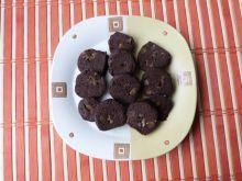 Kakaowe ciasteczka bez pieczenia