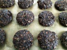 Kakaowe ciasteczka owsiane bez pieczenia