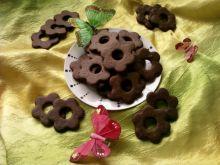 Kakaowe ciasteczka z dziurką