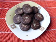 Kakaowe ciasteczka z marmoladą