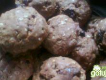 kakaowe ciasteczka z musli