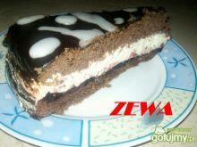 Kakaowe ciasto budyniowe