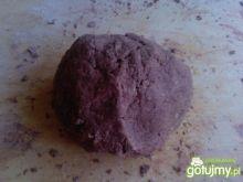 Kakaowe kruche ciasto na spód sernika