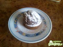 Kakaowe muffiny z bananami