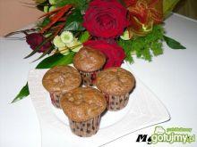 kakaowe muffiny z bananem