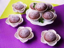 Kakaowe muffiny z kardamonem