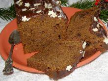 Ciasto kakaowe z czekoladą