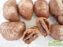 Kakaowe z powidłami